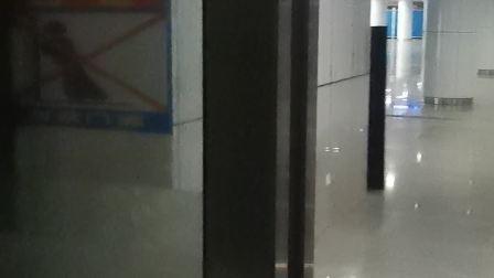 東站的迅達電梯(上行)