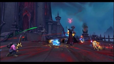 《魔兽世界》主播活动集锦:2021年8月21日魔兽主播活动 史诗钥石地下城