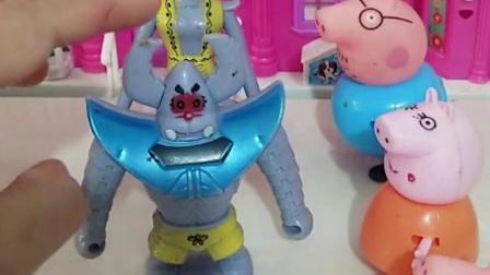为什么乔治的玩具不能唱歌呢?