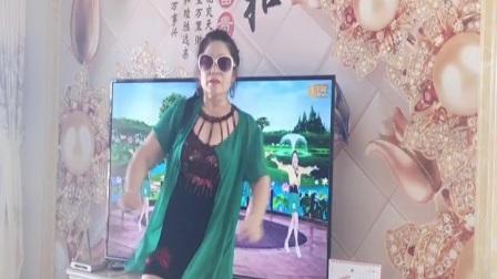 火爆网红经典粤语老歌【烧酒歌】演示!华之星广场舞阿华!时尚潮流炫酷舞步👯👯👯