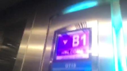 长沙万达广场2号观光电梯14