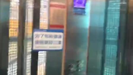 长沙万达广场1号观光电梯14