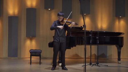 Hairui Lei  Paganini Caprice No.9