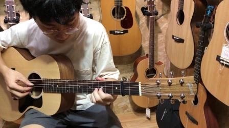 吉普森新品吉他 GIBSON G-00 吉他演奏试听  奇迹的山