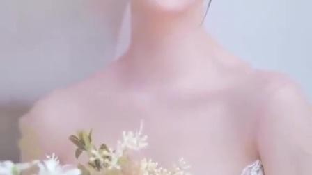 小米粒的婚纱照