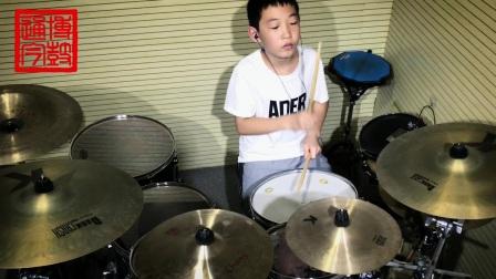 博鼓通今 张绍琦《回忆》drum cover