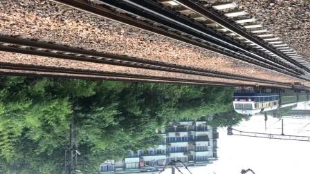 T7786次通过南星桥站