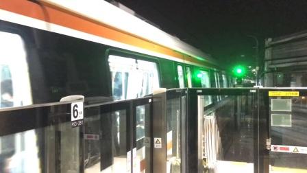 杭州地铁9号线出乔司南站