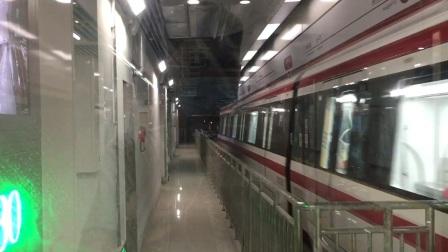 绍兴地铁1号线出衙前站