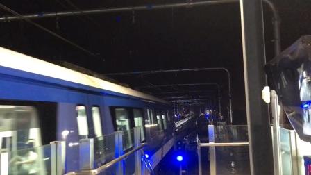 杭海城际铁路出海宁高铁西站站