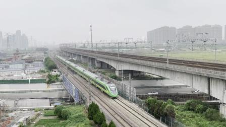 火车视频集锦-杭城拍车