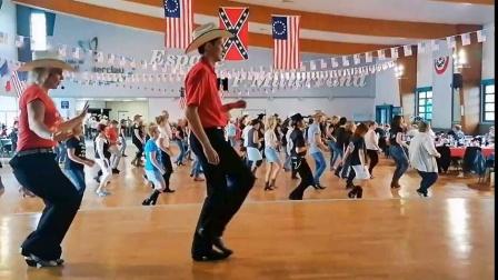 排舞《容易触发》 EASY DANCE