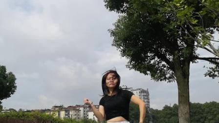 华华广场曳步舞《两枪48步》打的过瘾