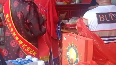 2021年辛丑年八月十五安溪县蓬莱镇鹤前村清华殿仙公宫仙公圣诞千秋