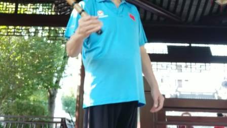 庄泾船拳(笛舞花)