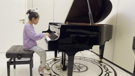 李梓陌《奏鸣曲第一乐章》贝多芬op.49no.2