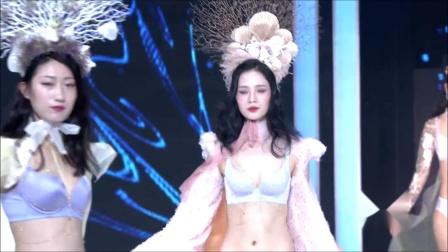 中國經典內衣系列 2018 都市麗人 全版