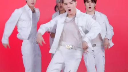 NCT 127《Sticker》M2舞蹈接力