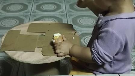 一麦剥鸡蛋
