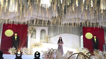 武汉英文女歌手演出18672791302武汉金帝歌舞团流行女歌手婚礼演出