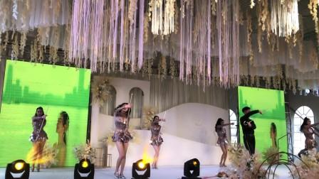 武汉拐杖舞演出18672791302武汉金帝歌舞团爵士舞表演