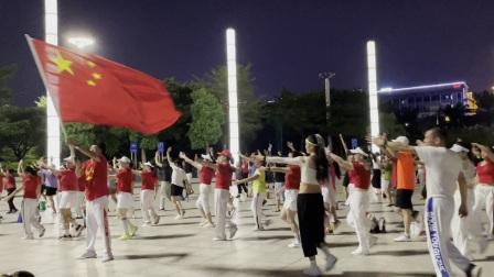 深圳英英炫舞团1916我的国20211002