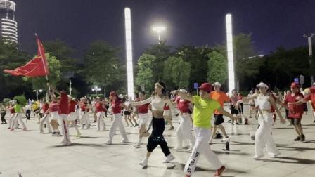 深圳英英炫舞团1517中国歌最美20211002