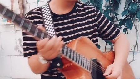 打起手鼓唱起歌,朱丽叶吉他独奏