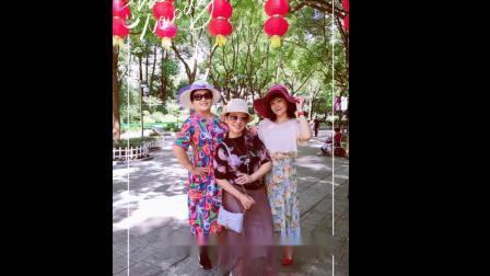 上海快乐舞步健身操队2021国庆花絮