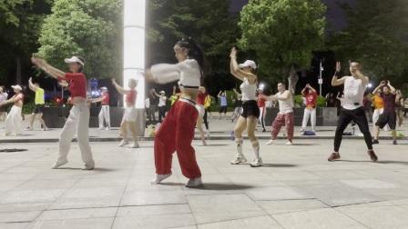 深圳英英炫舞团1920英英原创健身操为什么20211007