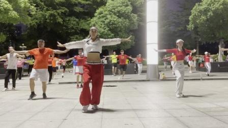 深圳英英炫舞团1921耶利亚女郎20211007