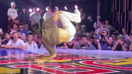中国红牛街舞冠军超强Bboy舞者