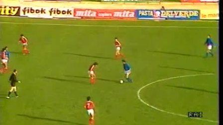 1986.12.6欧洲杯预选赛 马耳他vs意大利