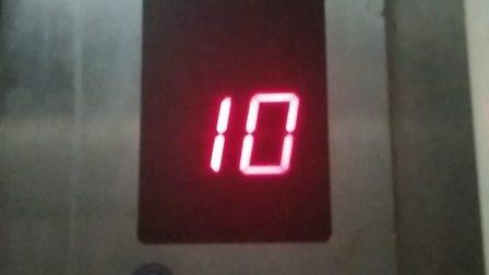 樟木头天龙居豪庭21座电梯