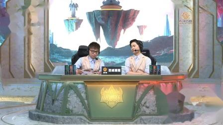虎牙战神杯S2 小组赛 FPX vs GSG BO2 10.11