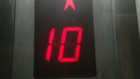 樟木头天龙居豪庭16座电梯
