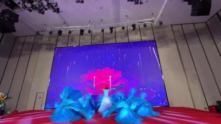 武汉大型开场舞-绽放演出18672791302武汉金帝歌舞团大气开场舞表演