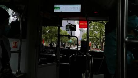 【闵行客运】816路公交车(沪A·52818D)(东平路衡山路-浦江路兰坪路滨江枢纽)全程