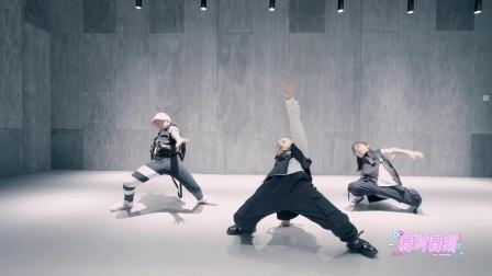 临平街舞 杭州舞时舞刻街舞-国庆集训片段大龙老师