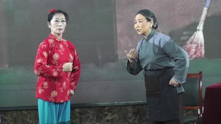 王利贞王小萍在校园演唱《红灯记、痛说革命家史》2021,10,14