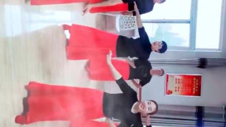 【淮北矿嫂广场舞】排练小憩唯美花絮