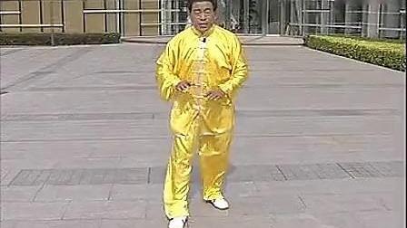 刘庆洲:太极推手3.基本功要领讲解