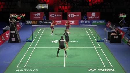 中国对中国台湾-羽毛球汤姆斯杯精华2021 1080p
