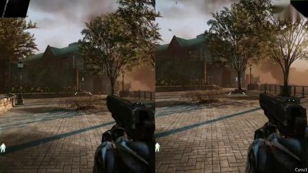 【游民星空】《孤岛2复刻》画面对比