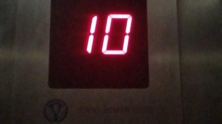 樟木头天龙居豪庭20座电梯