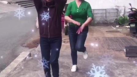桂林香妹广场舞:你的离开不再是完美