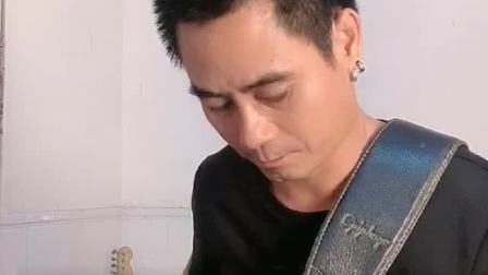 黑色电吉他2