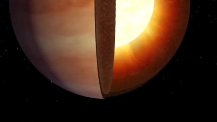 八大行星核心温度排行榜,第一名核心 温度可以融化一切物质!