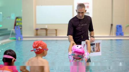 How We Develop a Lifelong Love of Swimming in the Early Years