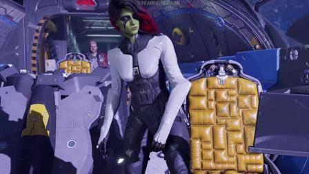 【游民星空】《漫威银河护卫队》PS5版21分钟开场演示